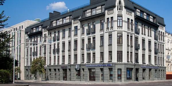 Бізнес центр Кузнецький
