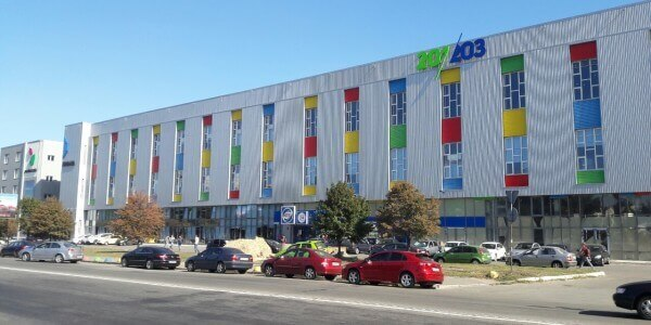 BC 201/203 on Kharkovskoye Highway, 201/203 k1A