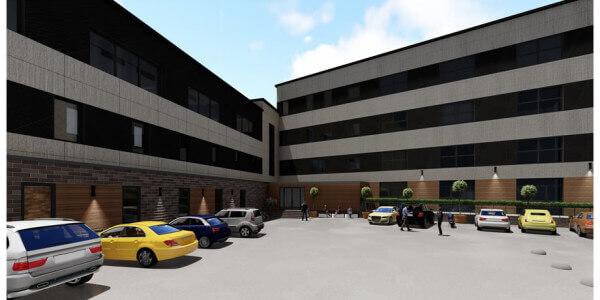 Бізнес-центр AZOR Фото 6