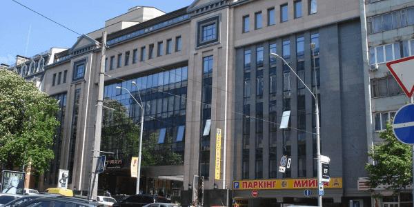 Бізнес центр Володимирська, 49А